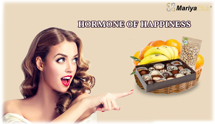 "Awaken your ""Hormone of Happiness""!"