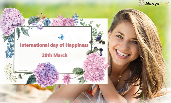 Be happy on International Happiness Day!