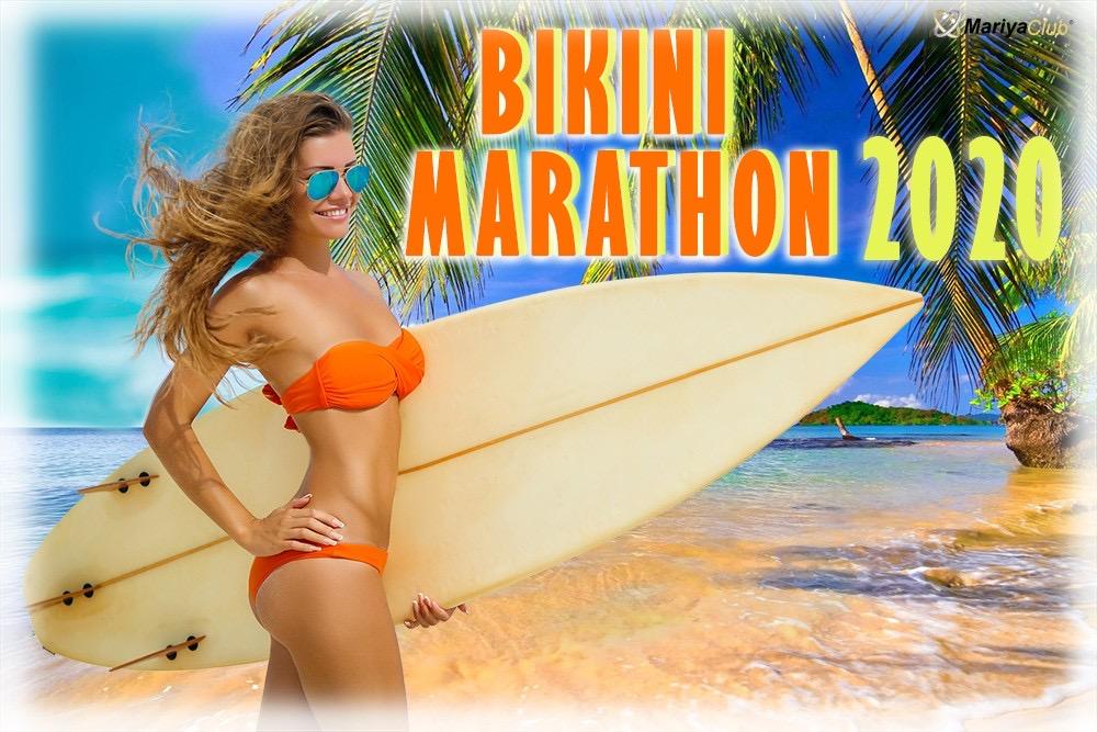 Marathon BIKINI 2020