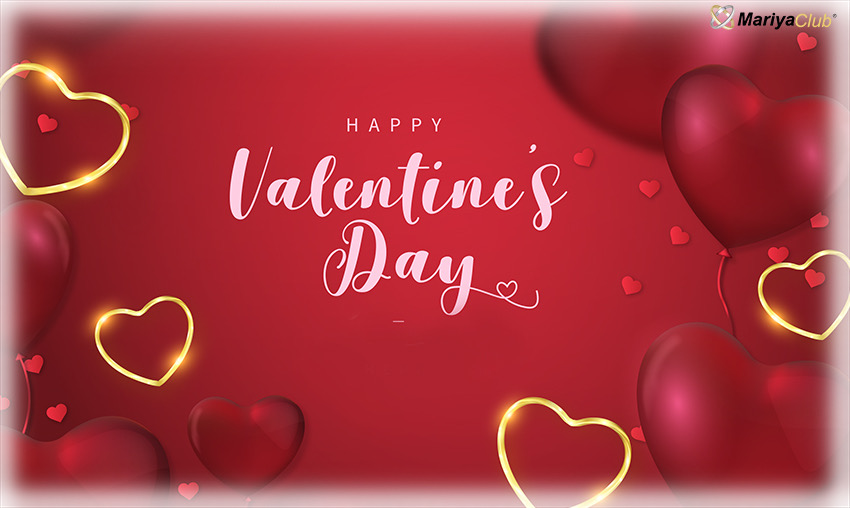 Happy Valentine's Day 2021!
